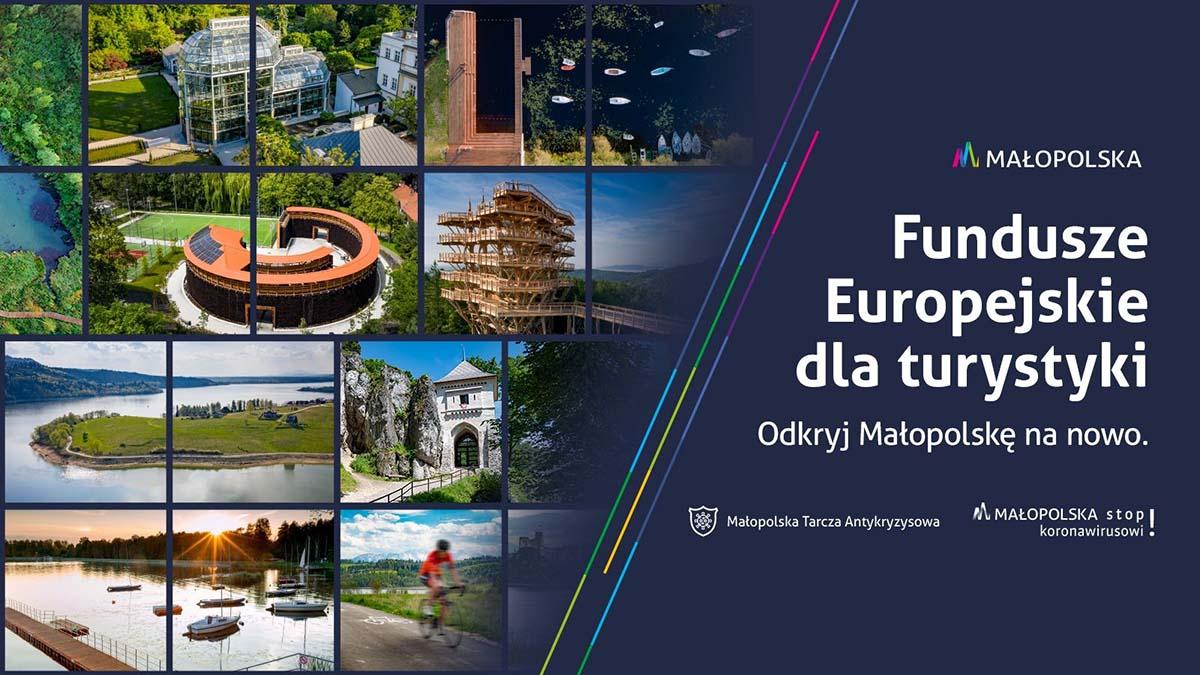 Fundusze Europejskie dla turystyki