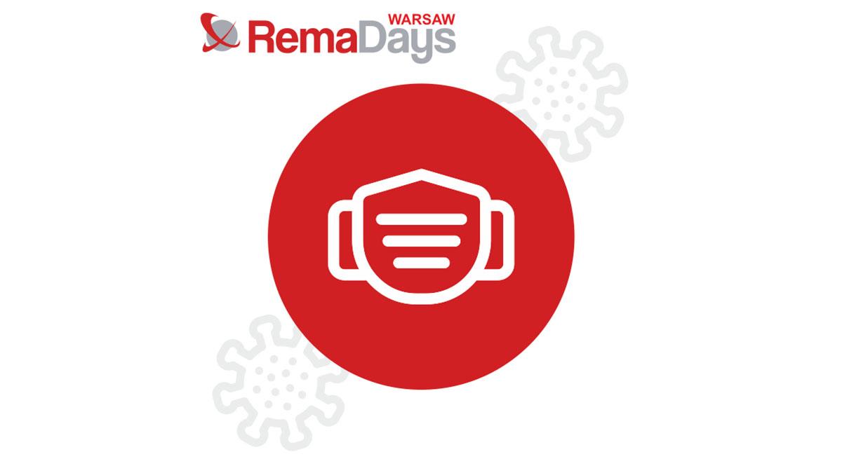 Bezpieczni na RemaDays Warsaw